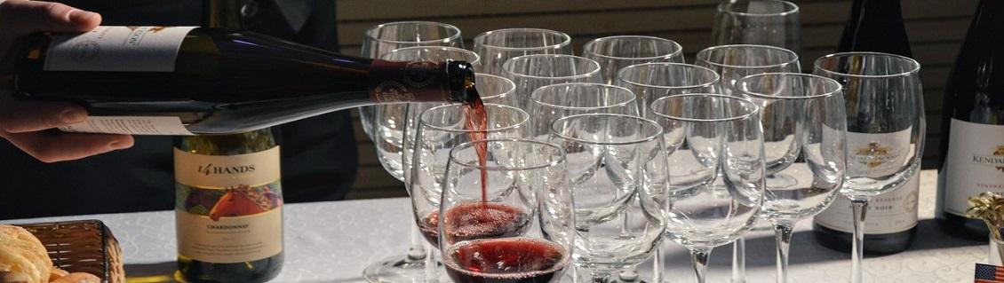 "Wine Not? The U.S. Wine Tasting and ""Bottle Shock"" Movie Screening"