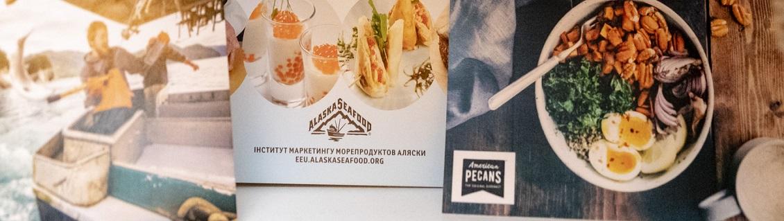 Lights, Camera, Action: U.S. Foods on Ukrainian Social Media